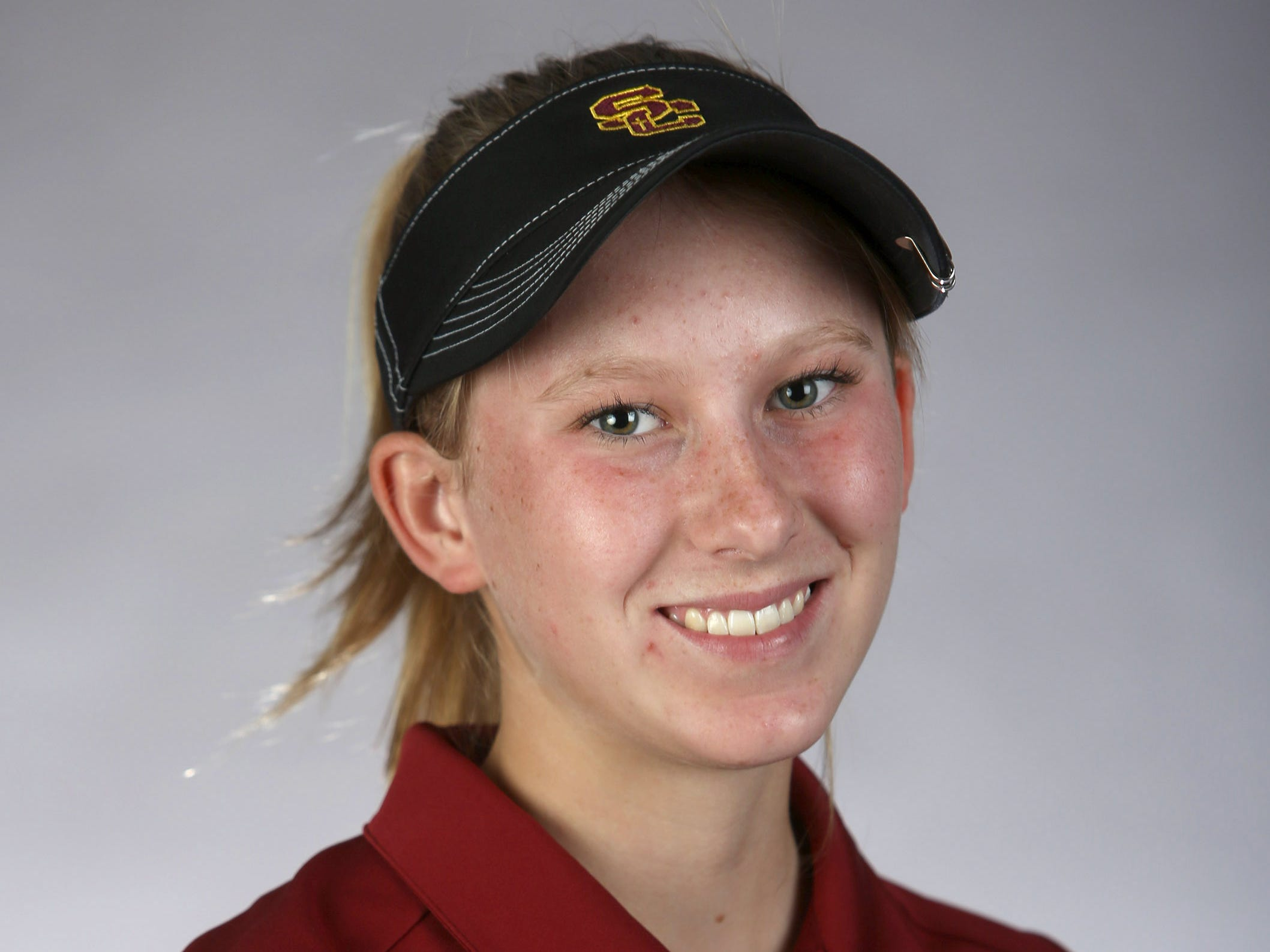 Salpointe's Mackenzie McRee is a finalist for the azcentral Sports Awards girls golfer of the year.  #azcsportsawards