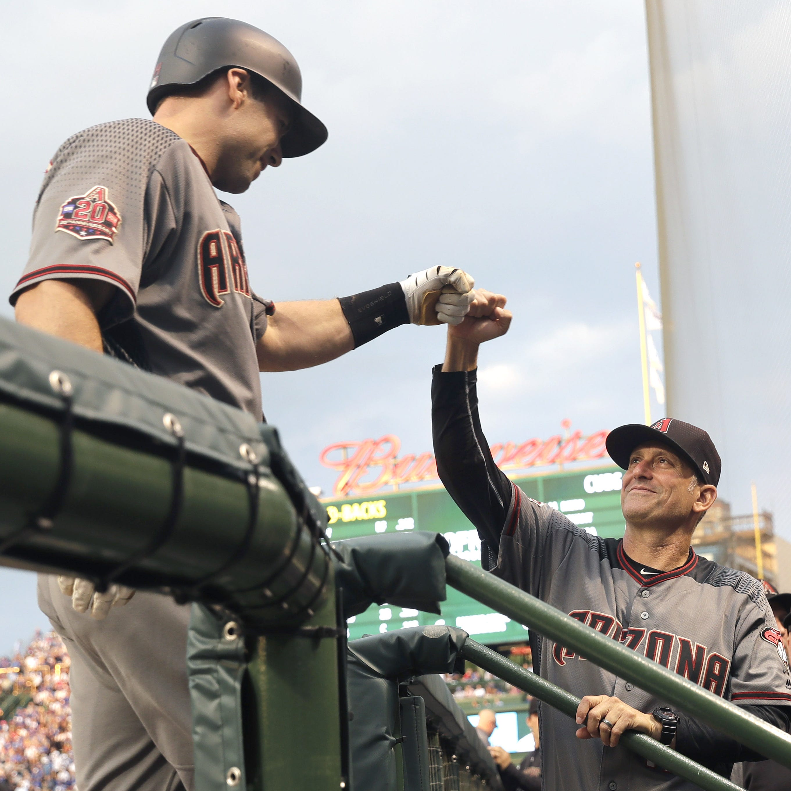 Torey Lovullo on Paul Goldschmidt trade: 'One of the hardest days I ever had'