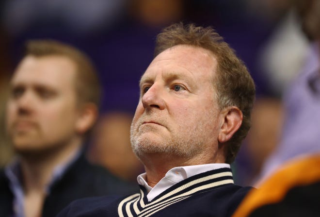 Could Phoenix Suns owner Robert Sarver move his team to Las Vegas or Seattle?