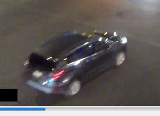 Glendale Police released a photo of the suspected vehicle in Monday night's hit and run.