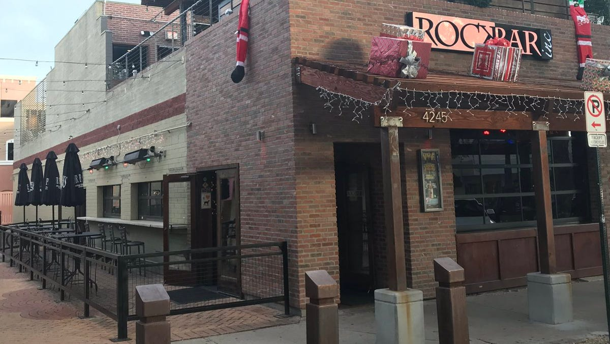 Scottsdale Residents Clash Over Popular Patio At Rockbar In