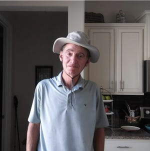 70-year-old Parkinson's patient missing