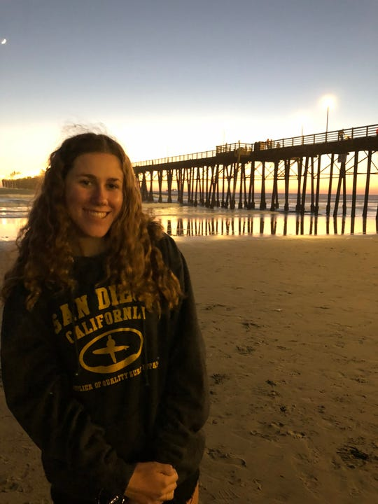 Megan Hurley of Thunderbird is this week's Academic All-Star