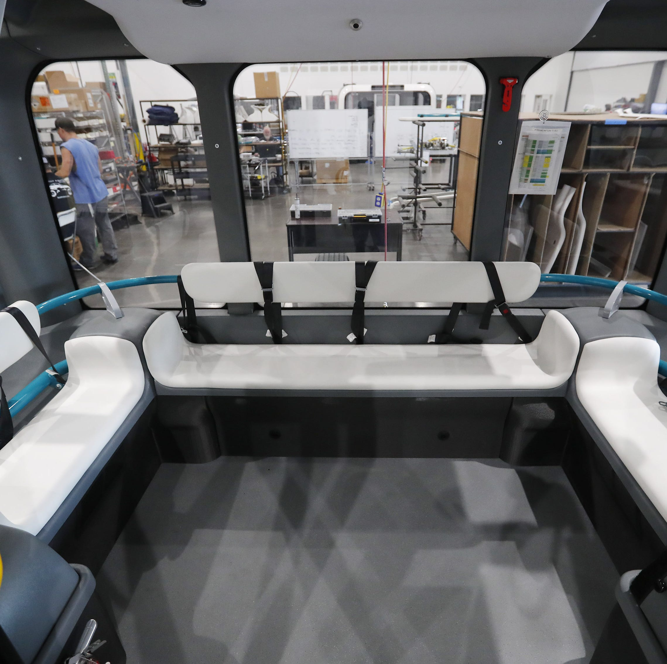Driverless shuttles coming to East Valley Institute of Technology in Mesa