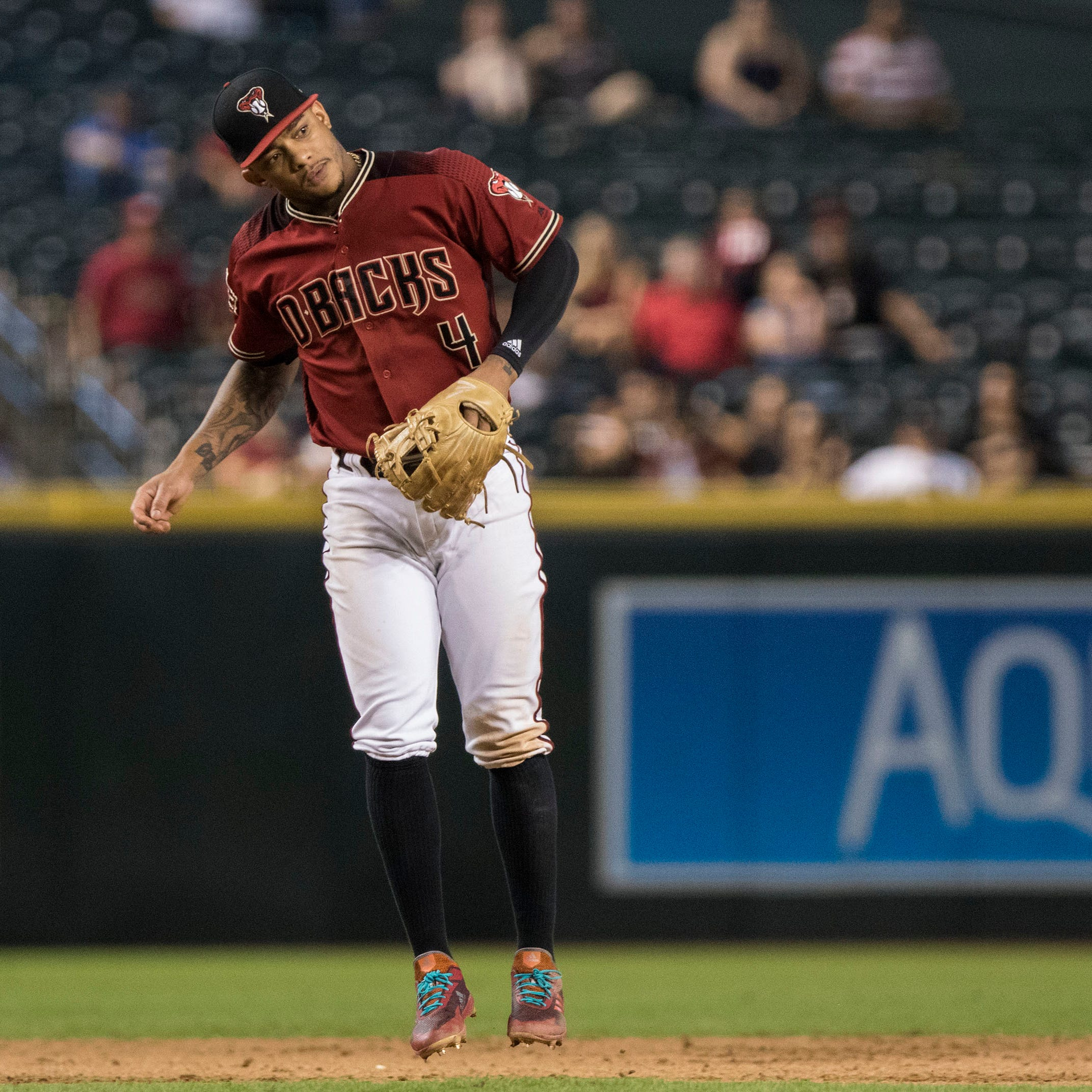 Ketel Marte among Diamondbacks' options in center field