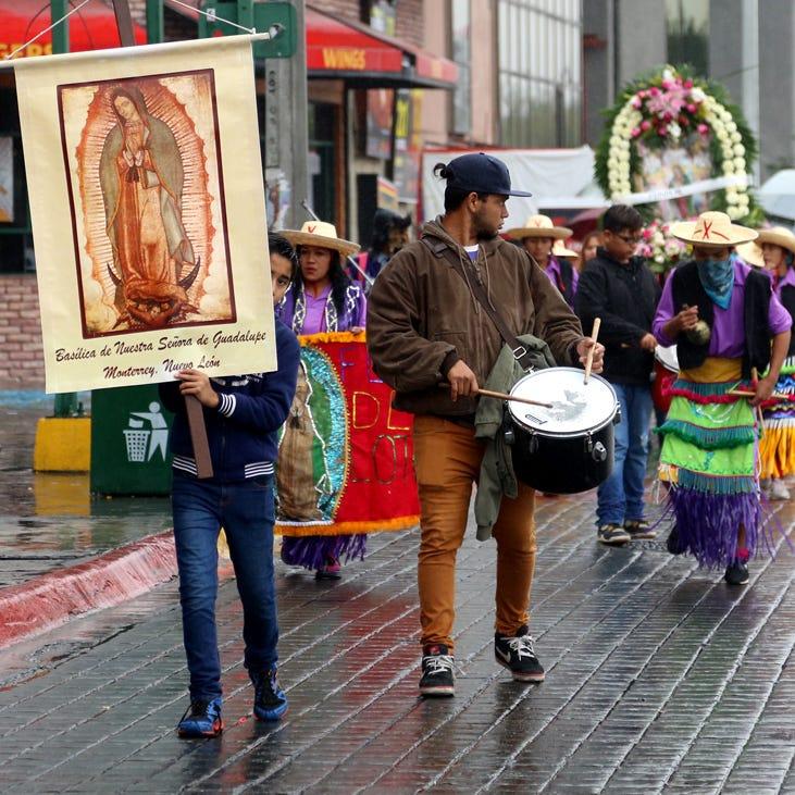 Más de 1 millón de fieles arriban a la Basílica en México