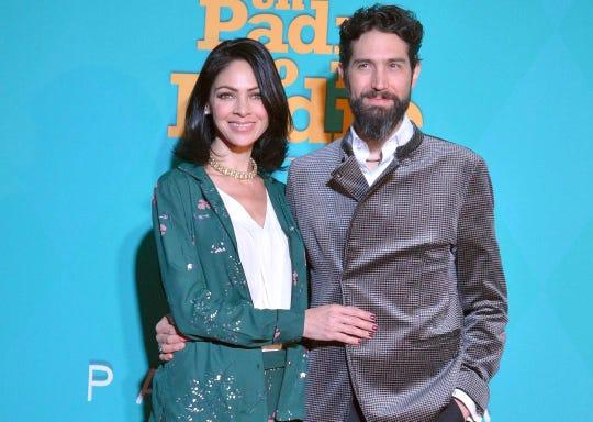 Celina del Villar y Benny Ibarra, tienen más de 30 años de casados.