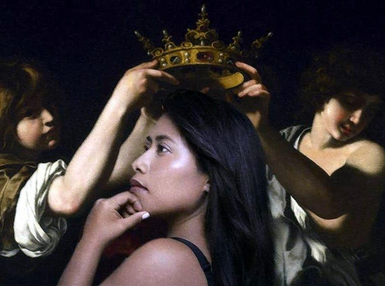 Antes de debutar como actriz, Yalitza se desempeñaba como maestra de kínder.
