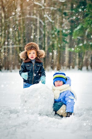 Keep the whole family safe this winter with these tips.