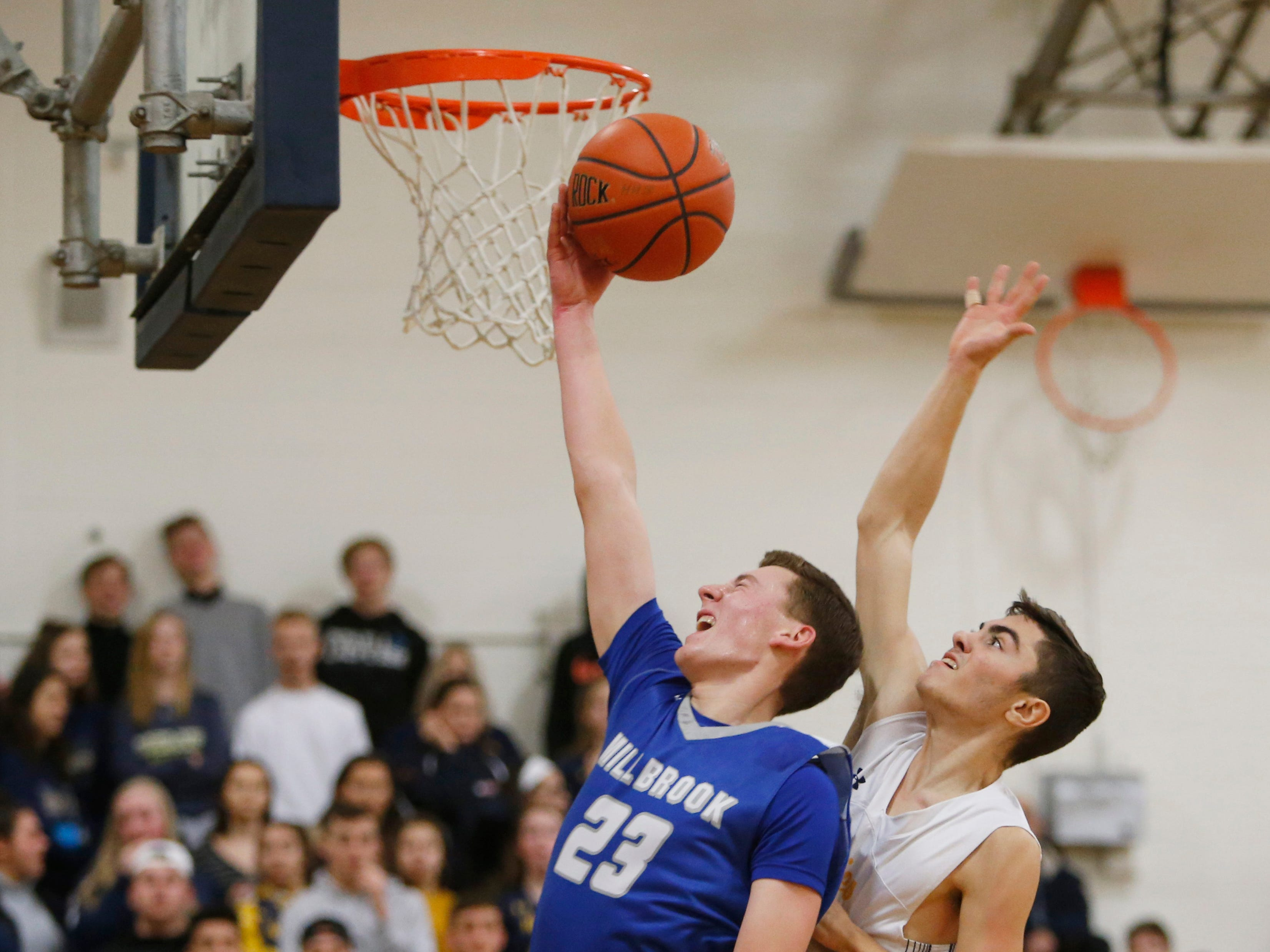Millbrook basketball insists championship goals remain, despite changes