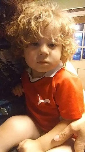 Dante Mullinix was two weeks shy of his third birthday when he was killed.