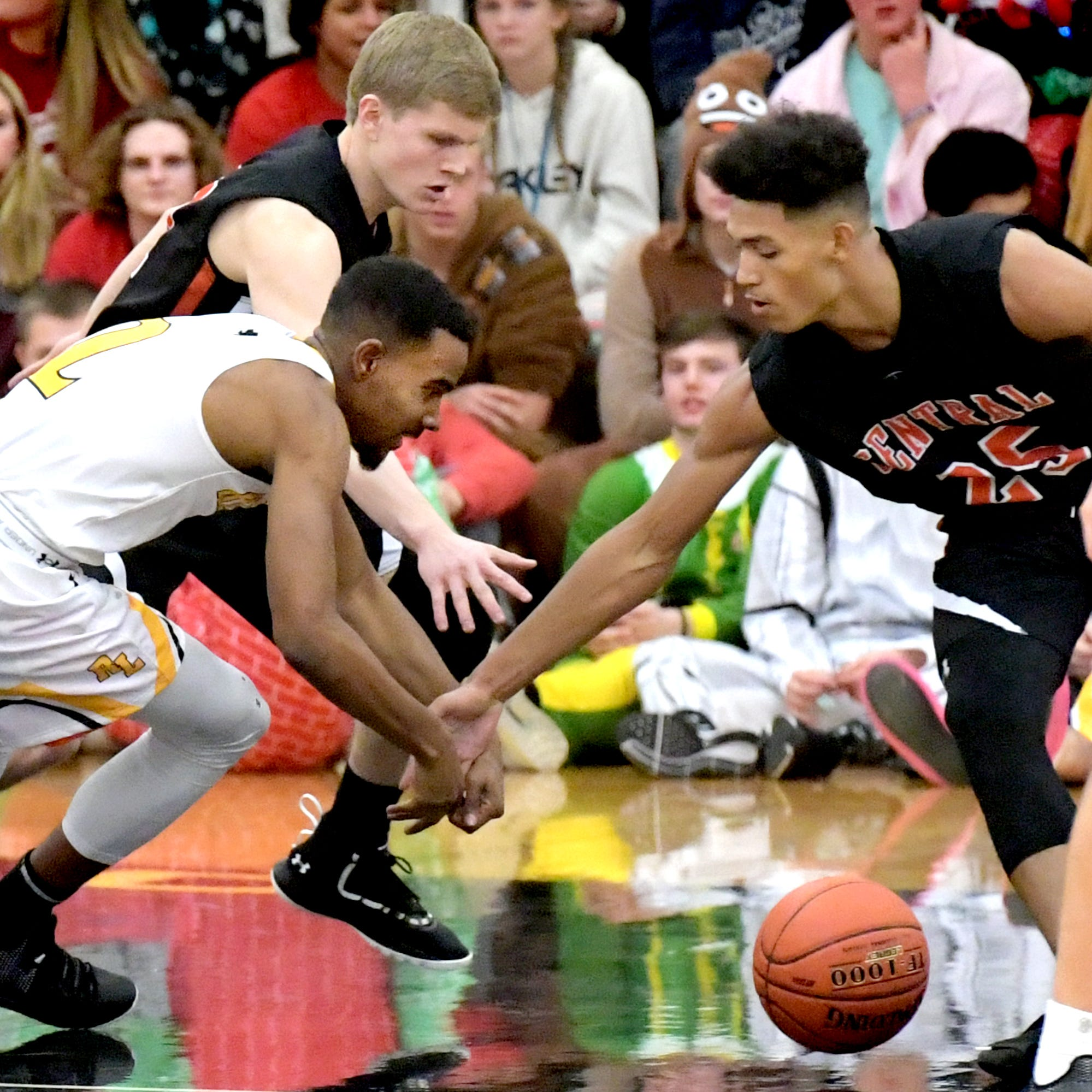 Central York boys' basketball team beats Red Lion to continue strong start to new season