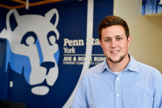 Psu York Graduate Played Major Role In Student Center Renovation