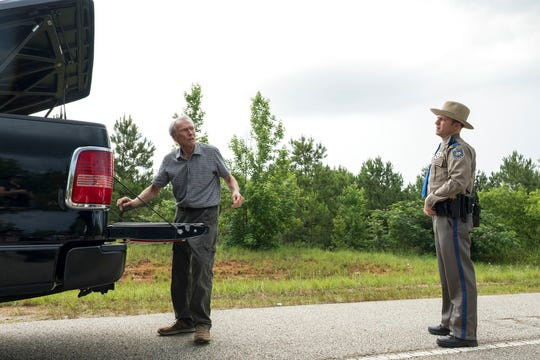 """Clint Eastwood, left, stars in and directed """"The Mule."""" The movie is playing at Regal West Manchester Stadium 13, Frank Theatres Queensgate Stadium 13 and R/C Hanover Movies."""