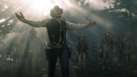 Red Dead Redemption 2.