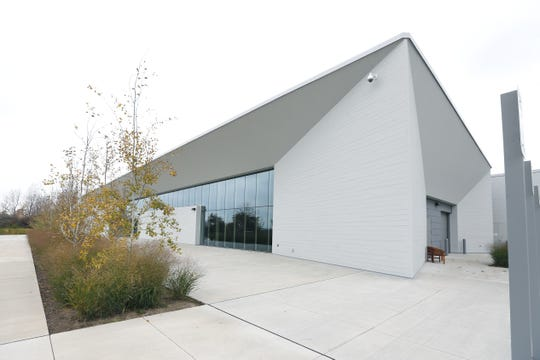 The Seneca Art and Culture Center at Ganondagan in Victor.