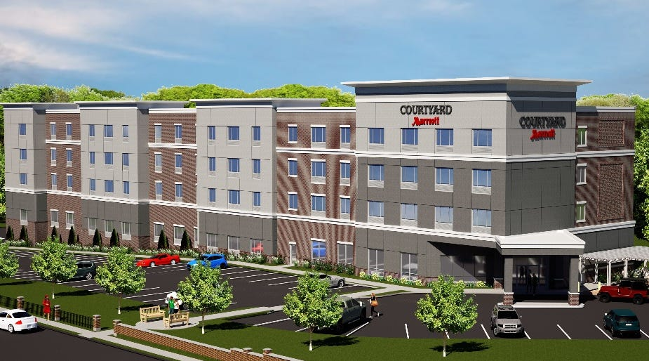East Avenue Inn might be razed, replaced by Marriott