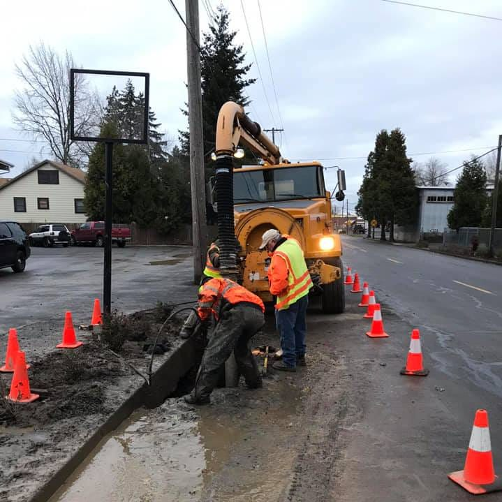 Third water main break in Mt. Angel repaired over several hours