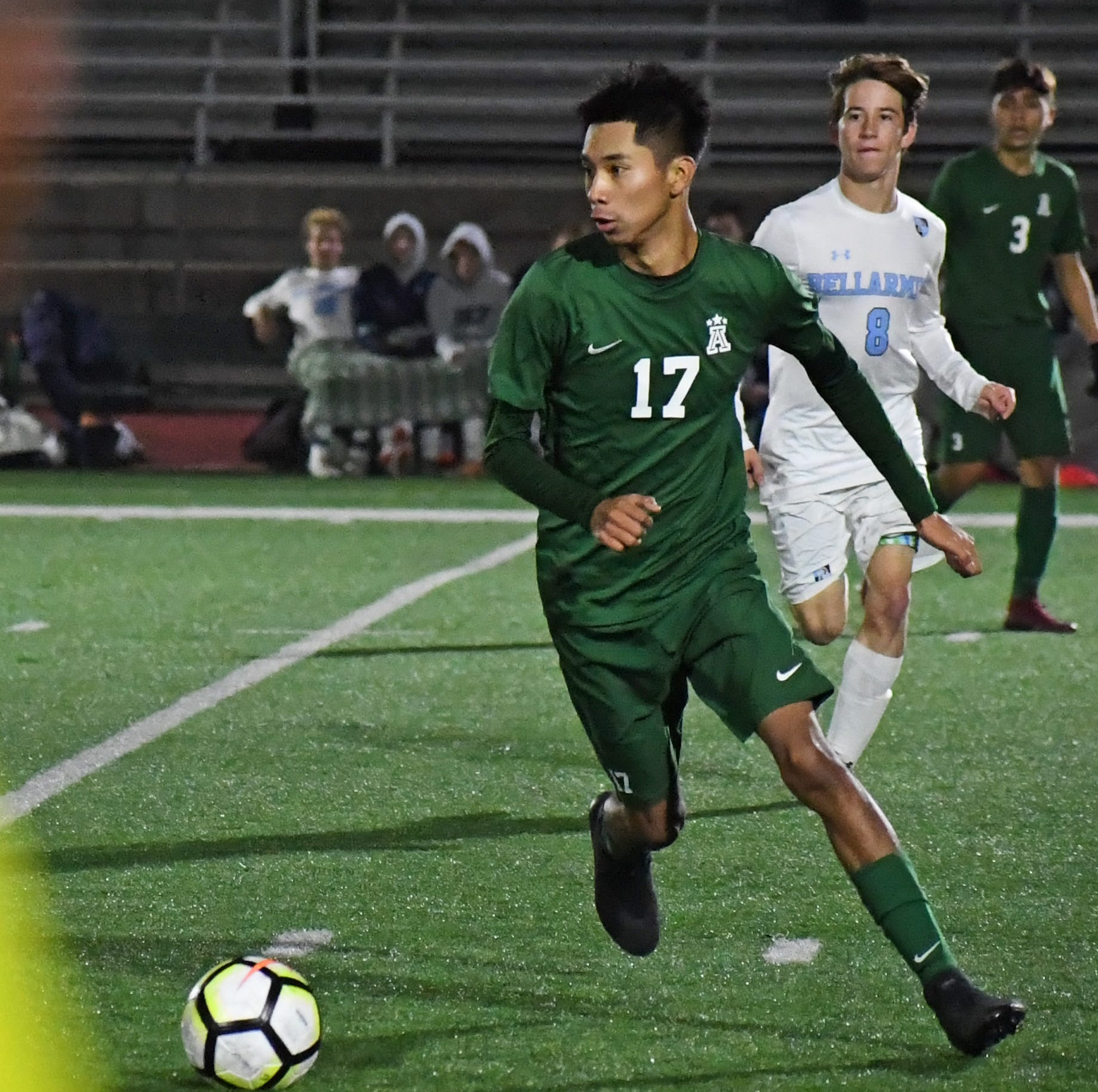 Alisal ties state powerhouse before heading to Adidas Showcase