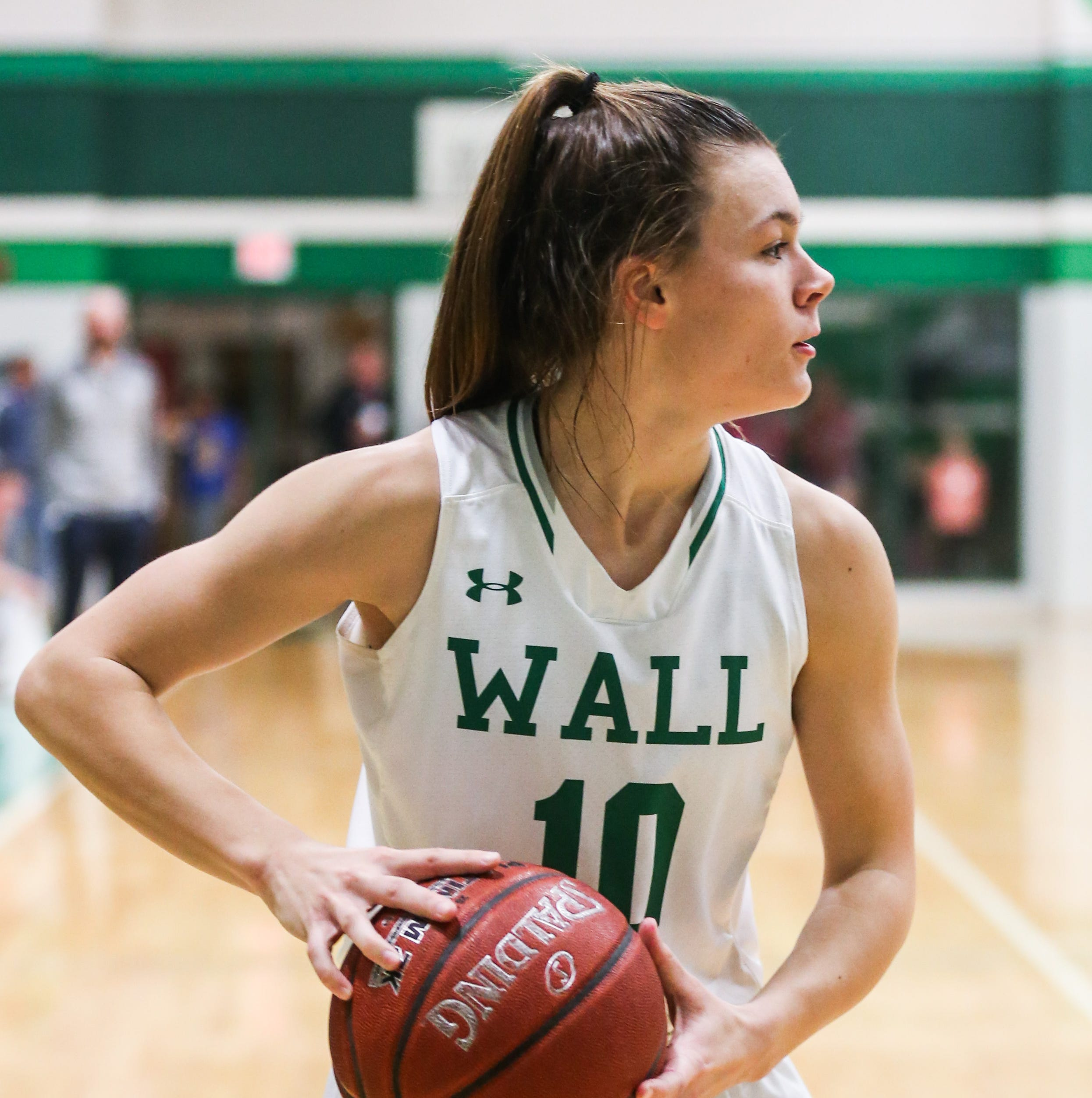 Wall's Lloyd, Rocha named co-MVPs of All-West Texas Girls Basketball Super Team