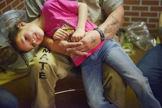 Family Powwow At South Dakota State Penitentiary 013
