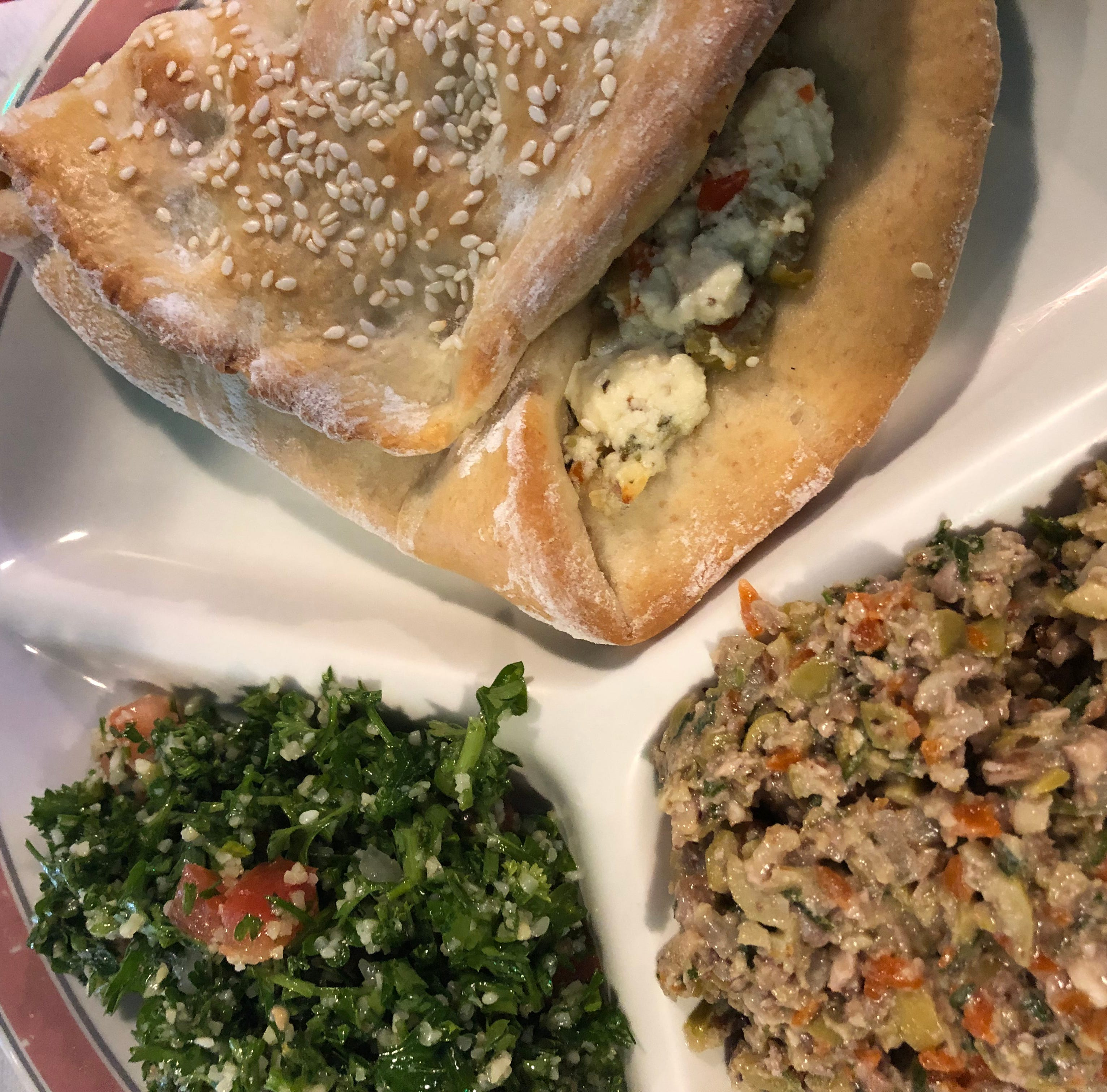 Secret Fork: Sanaa's is perfect place for an introduction or deeper dive into Mediterranean food