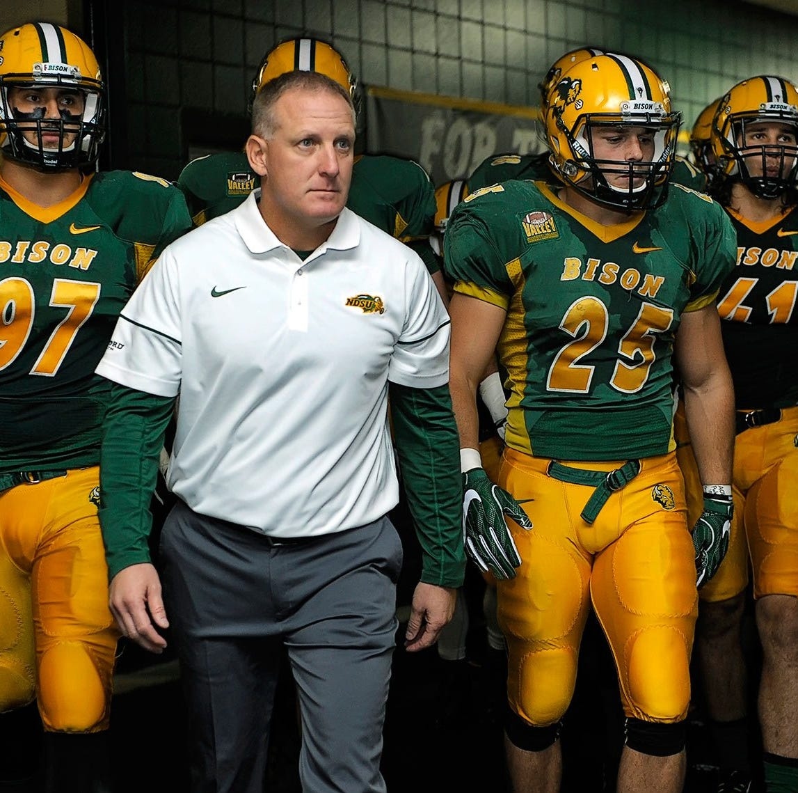 FCS playoffs: Klieman's move could spark Bison vs South Dakota State