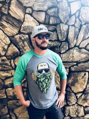 Hop Vine shirts and hats