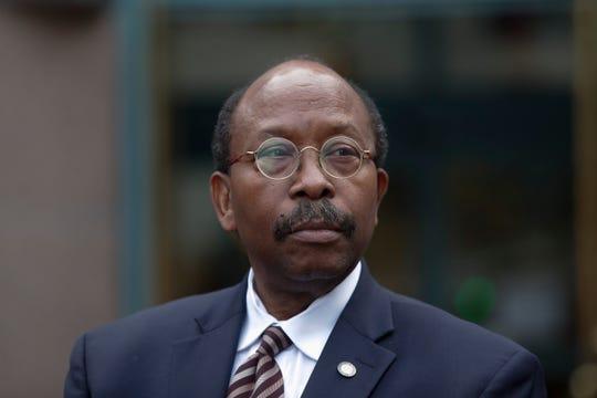 City Commissioner Curtis Richardson