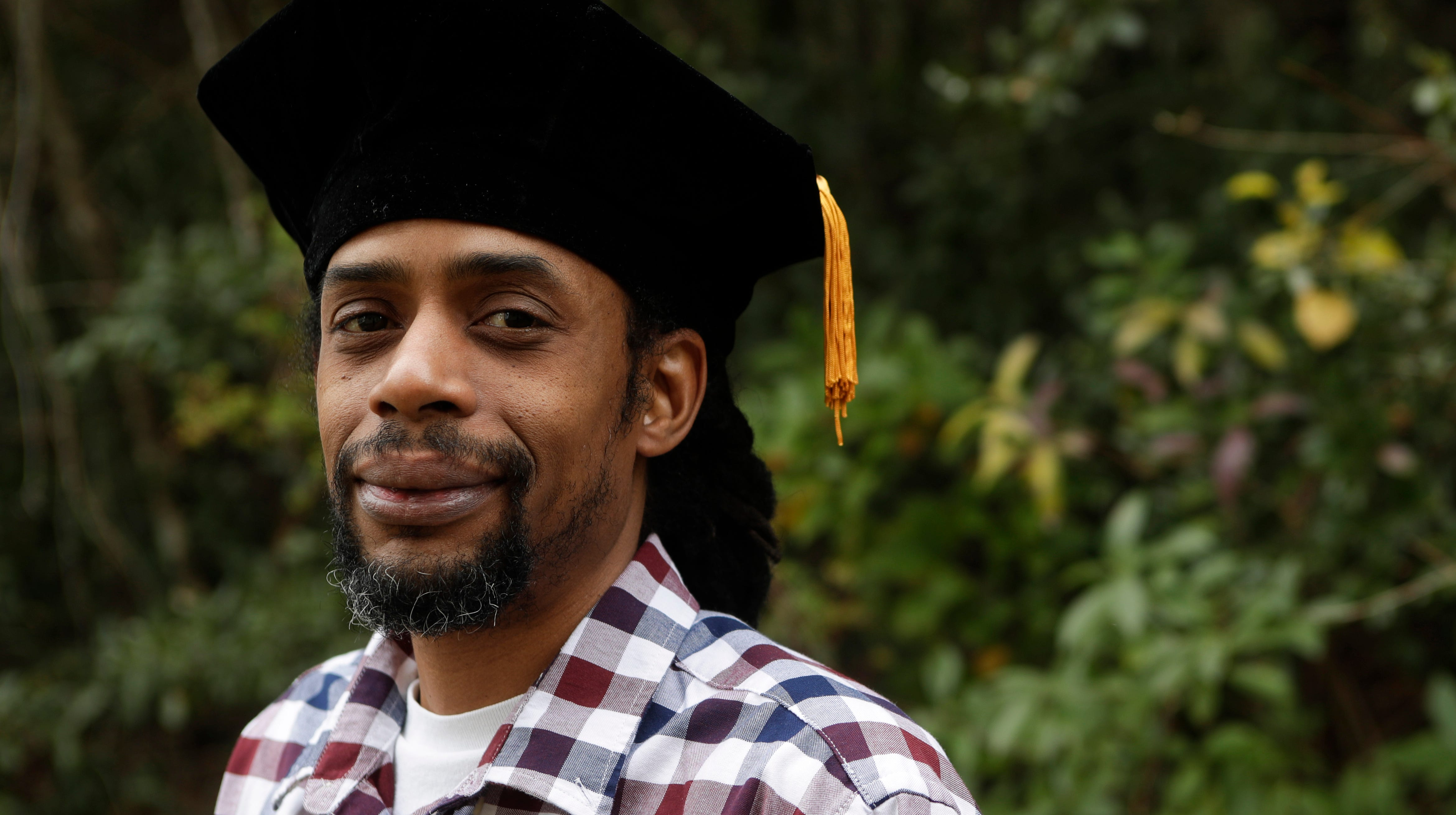 'I never thought I would make it': One FSU grad's journey from rock bottom to Ph.D.
