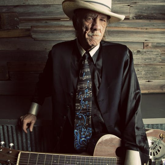 Watermelon Slim performs at 8 p.m. Thursday at The Tower Theatre Lounge, 805 E Olive Ave, Fresno. Tickets: $45-$22. https://towertheatrefresno.tix.com