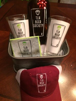 You've asked us and we listened: Just in time for Christmas, we have TLH Beer Society swag, including pint glasses, growlers, hats and custom-made coasters.