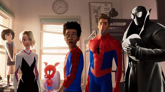 Spider Man Art Sony Pictures