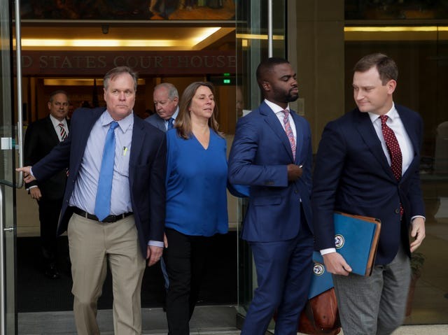 FBI indicts Scott Maddox and Paige Carter-Smith on corruption charges