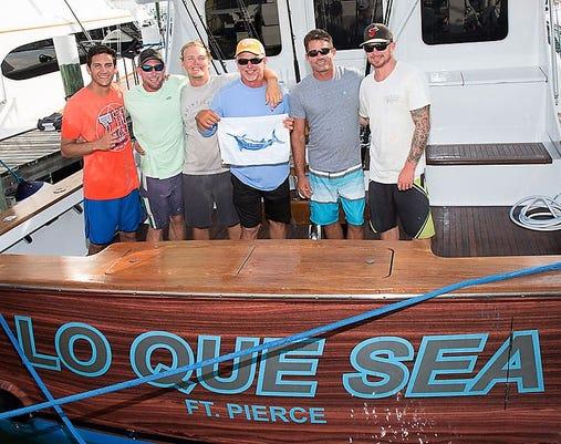 Lo Que Sea Winners Custom Shootout Bahamas