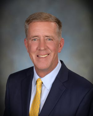 St. Lucie County Commissioner Sean Mitchell