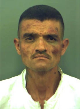 Ricardo Cereceres, 41, has been charged with two counts of criminal attempt capital murder in the shooting of an El Paso police officer.