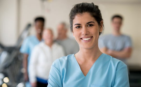 UMC will have a hiring fair for registered nurses in May.