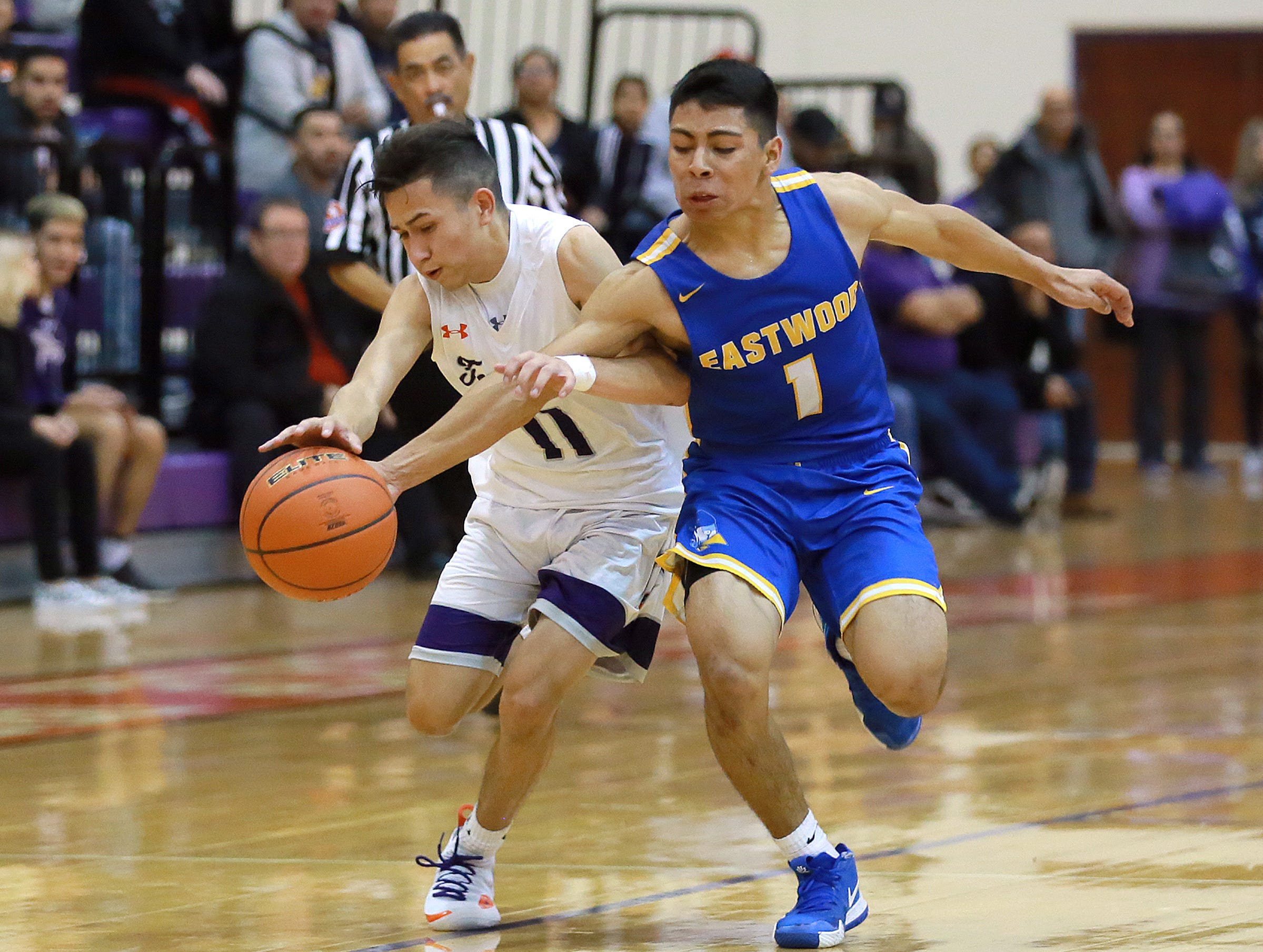 El Paso high school basketball: Tuesday, Dec. 11 results