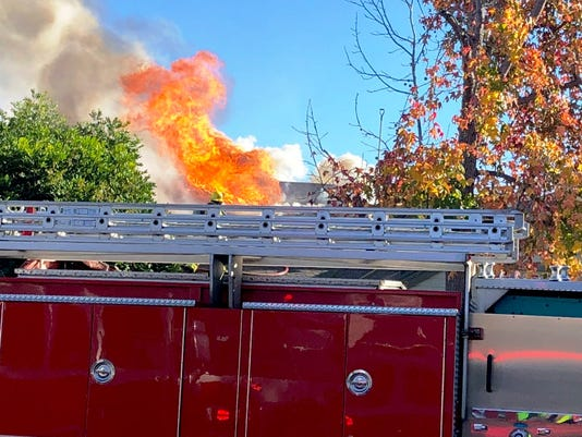 Basswood Structure Fire