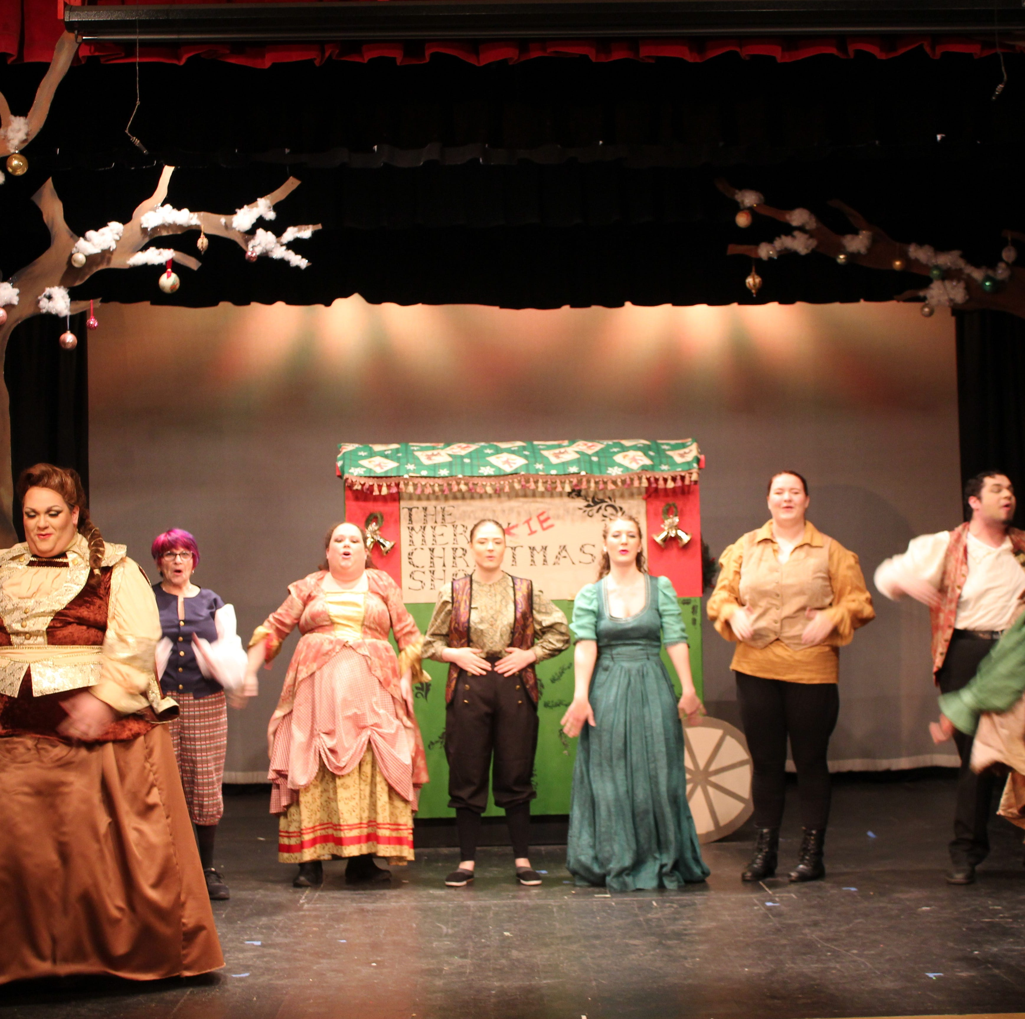 Cumberland Players to present 'The Merrie Christmas Show'