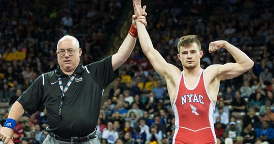 Germantown graduate Jesse Thielke posted a 185-1 record in his high school career and won four WIAA state individual wrestling championships. He went on to wrestle at Wisconsin and compete in the 2016 Olympic Games.