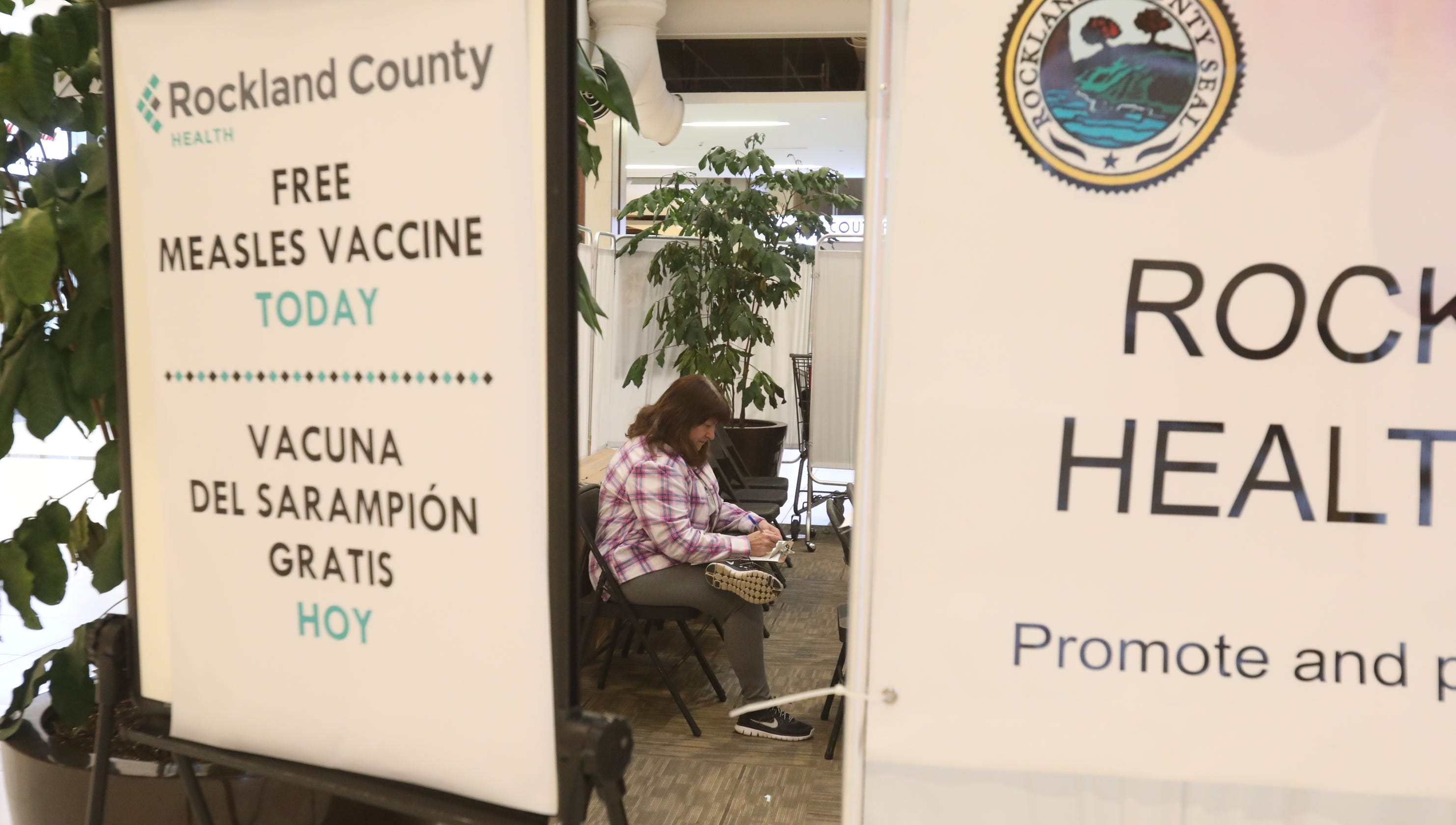 Vaccinations in New York: Lawmakers want to stop all