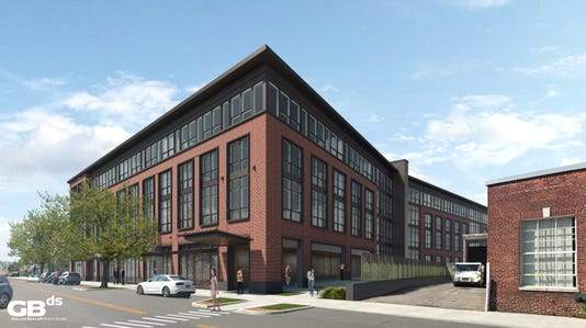 Loft Style Apartments Proposed In Pleasantville