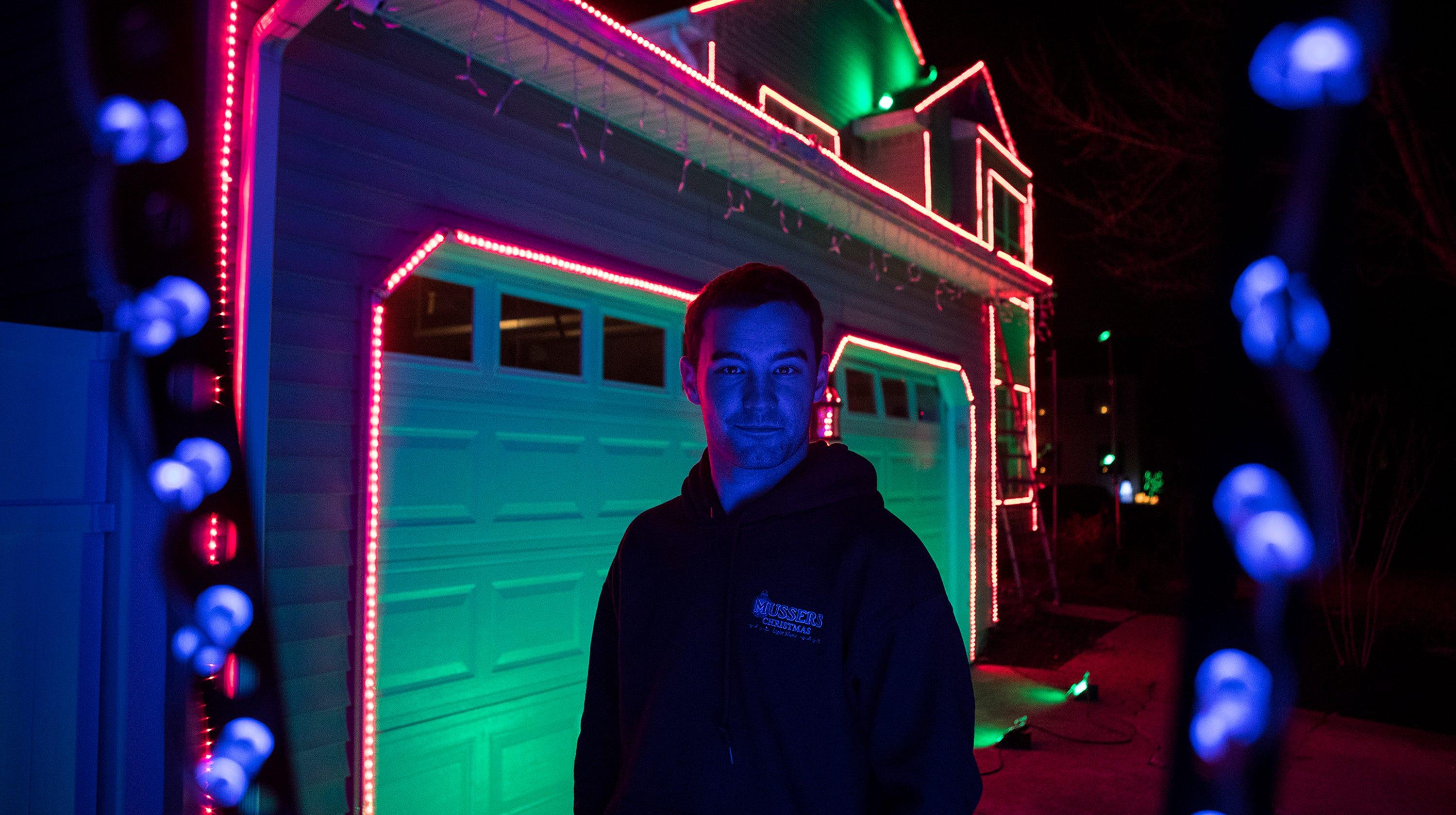 Christmas Light Show Near Me.Delaware Christmas Light Show Bigger Than Ever With 6 000