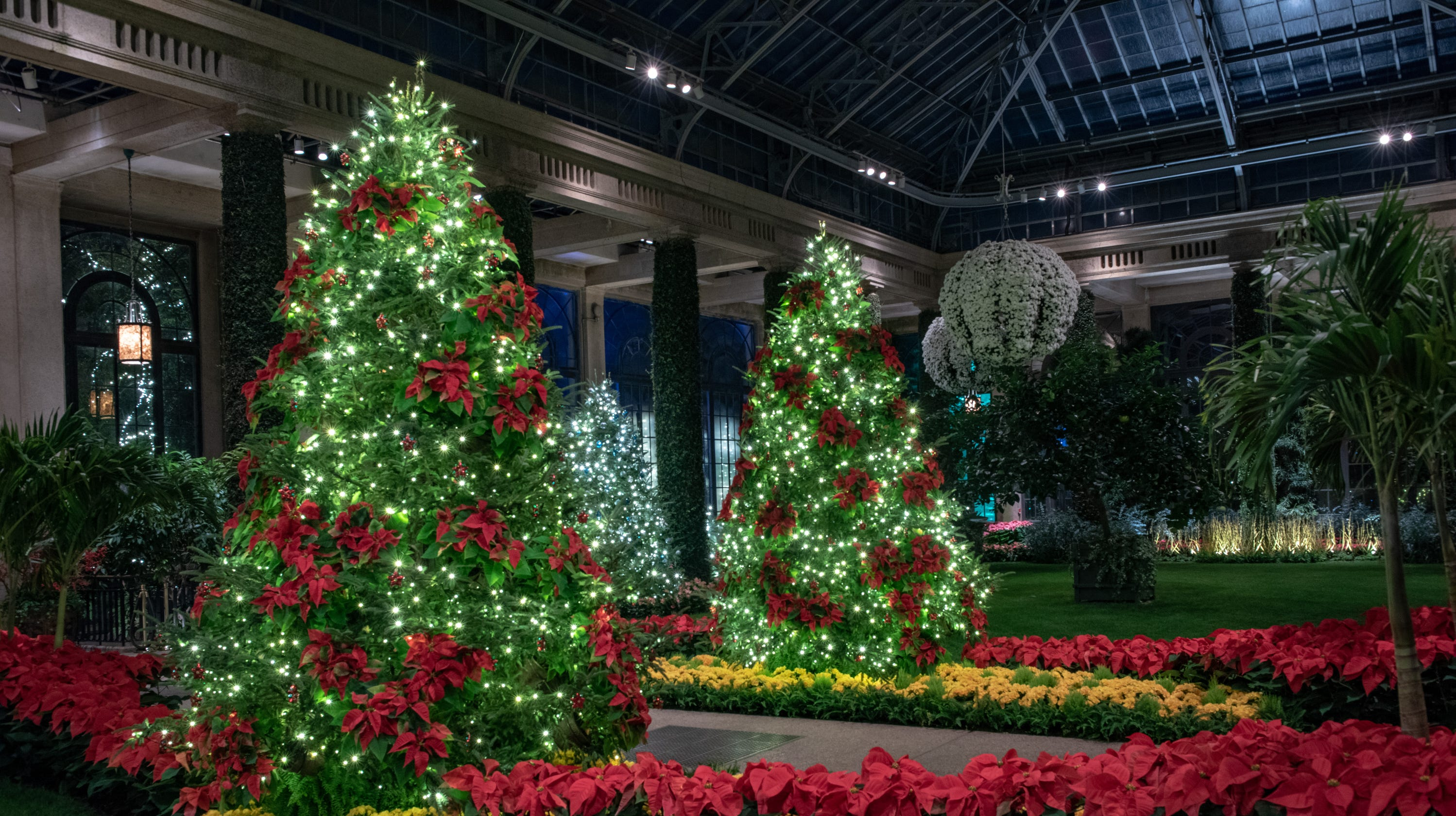 9 Things Not To Miss At Longwood Gardens 2018 Christmas Display