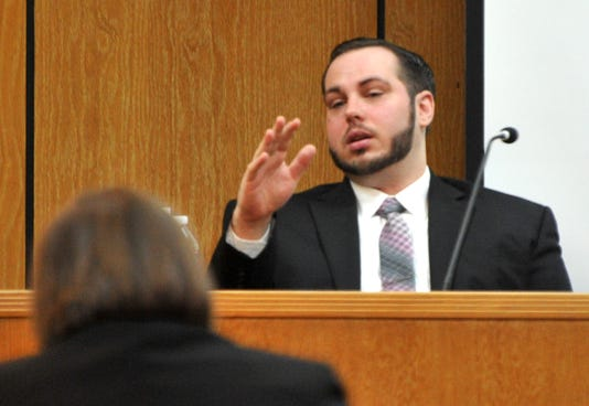 Justin Love Takes The Stand
