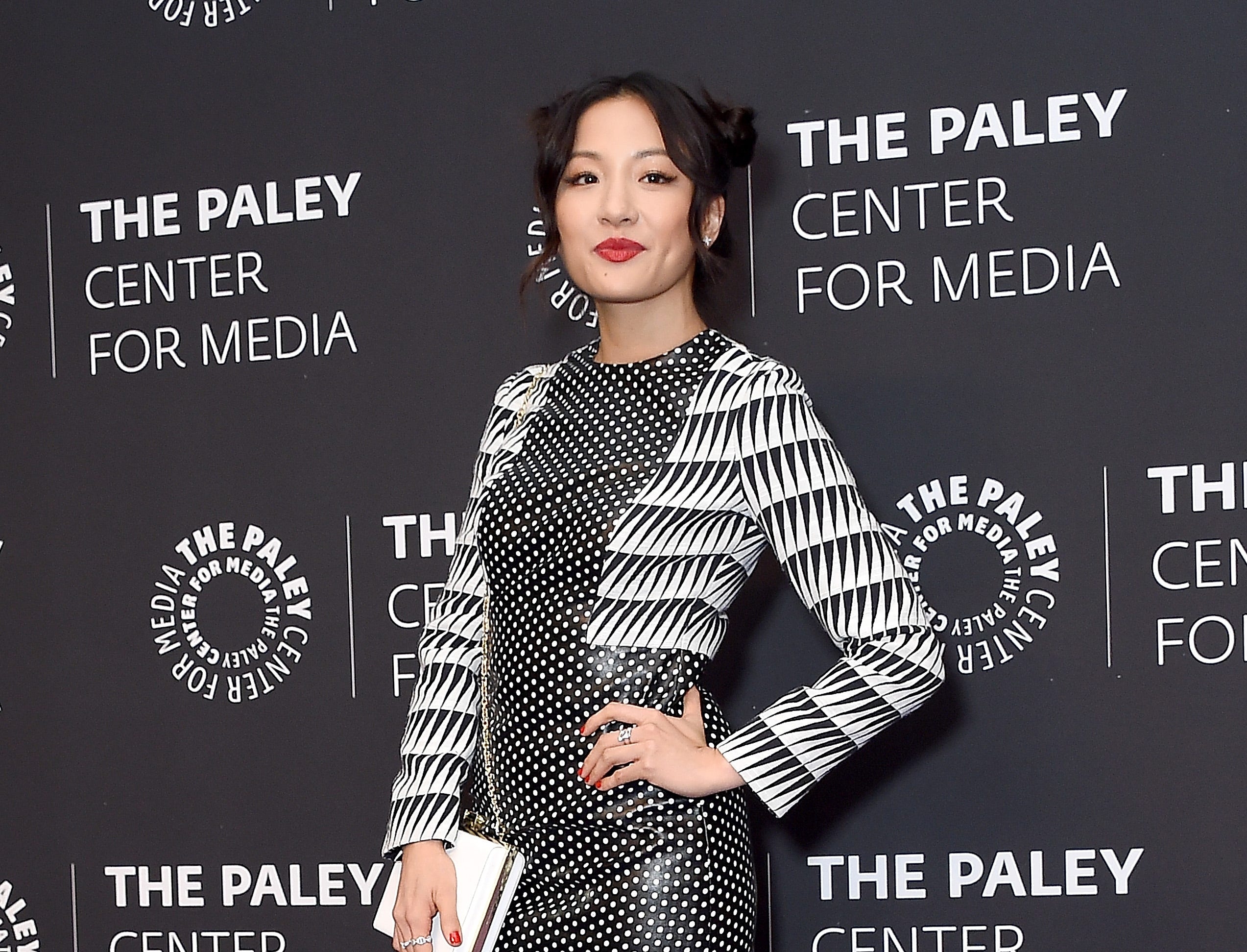 """December 10: Constance Wu attends a """"Fresh Off The Boat"""" event at The Paley Center for Media in Beverly Hills, California."""