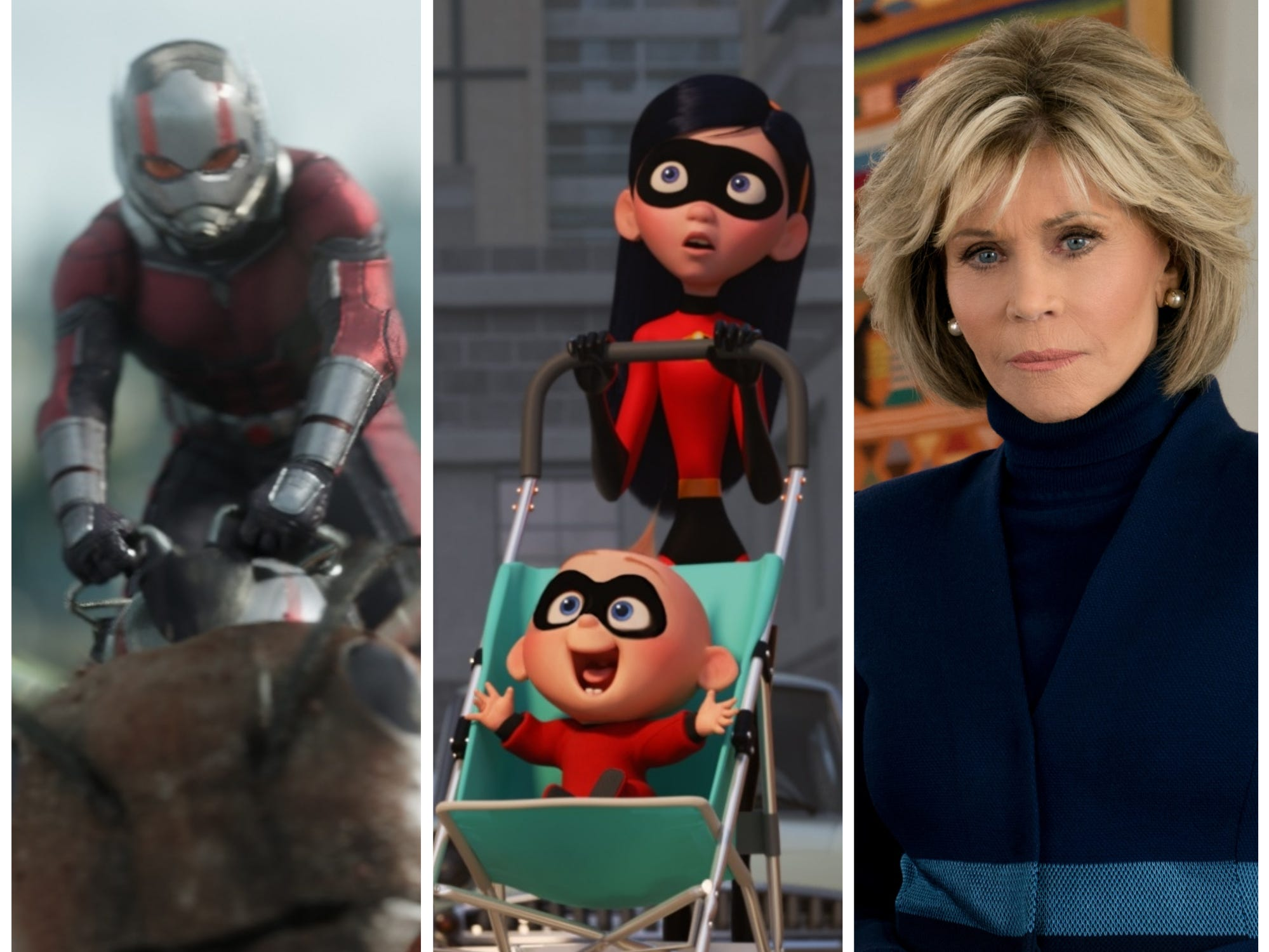 New on Netflix in January: 'Incredibles 2,' 'Carmen Sandiego' and more Marvel