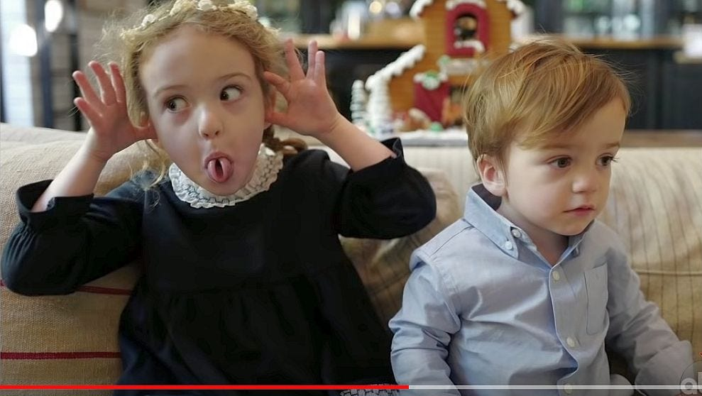 Jimmy Kimmel: Getting kids to pose for holiday photos is like putting a 'wetsuit on a monkey'